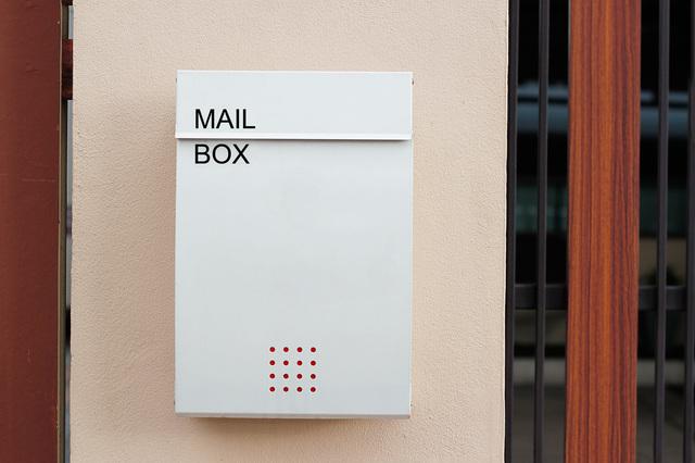 郵便ポストリフォーム