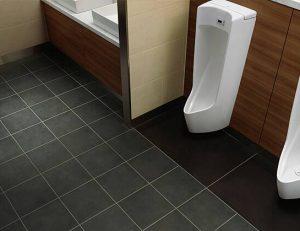 トイレ床タイル